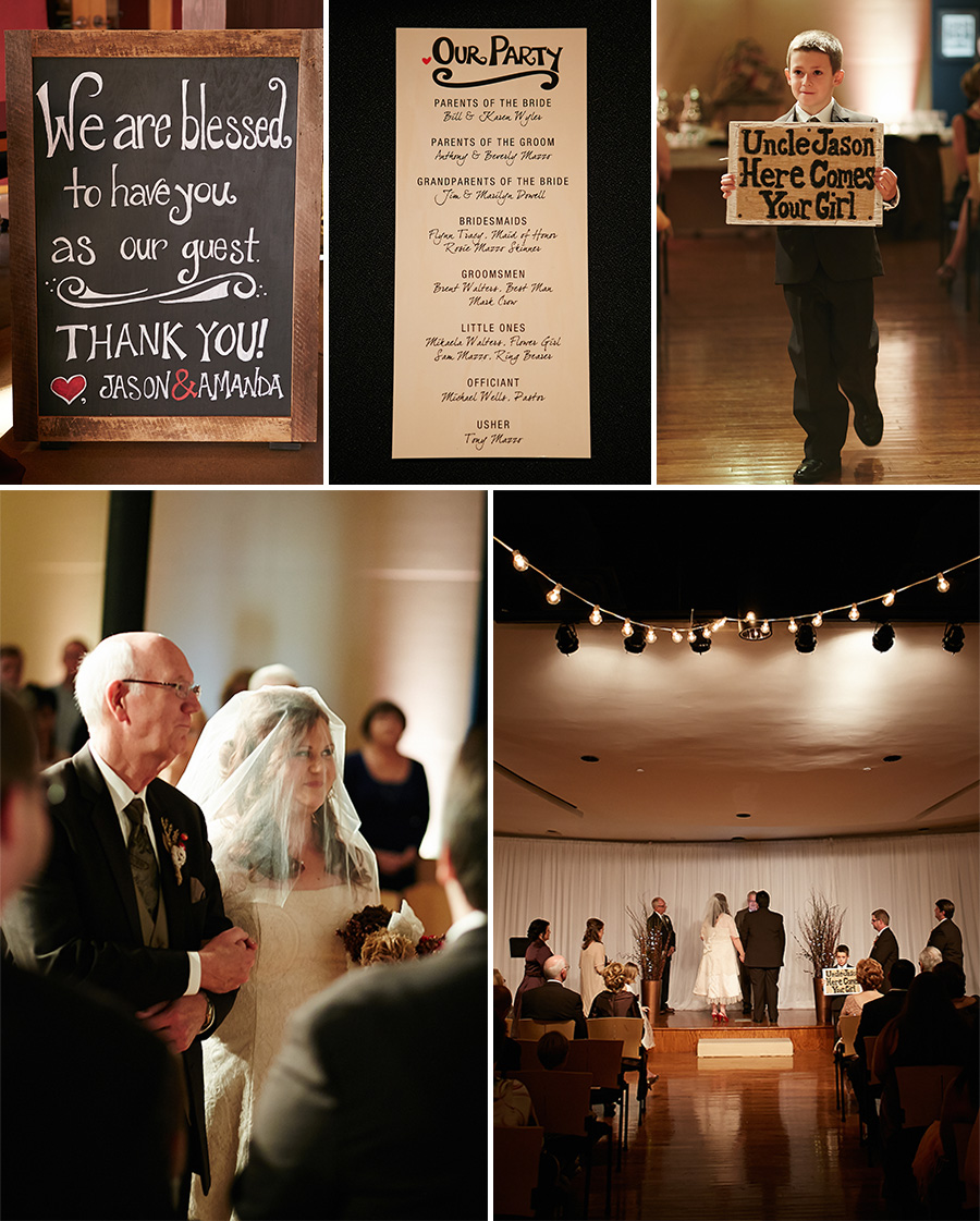 W O Smith School Of Music Wedding