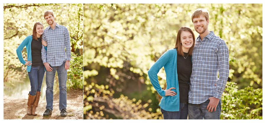 Franklin Engagement Session